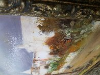 Fountain 35x45 Huge Original Painting by  Pino - 8