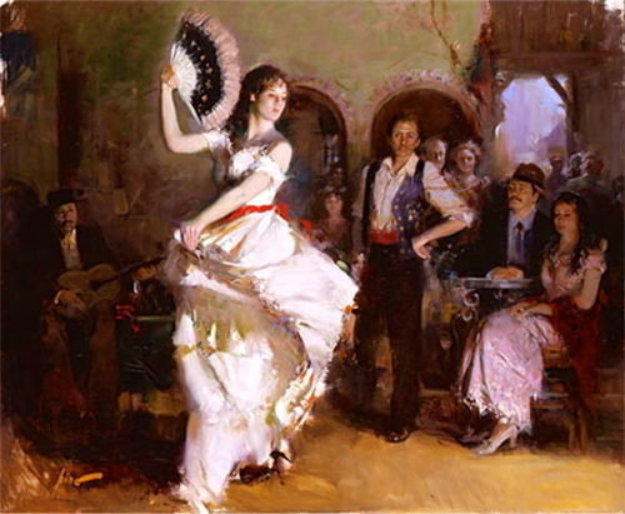 Last Dance Limited Edition Print by  Pino