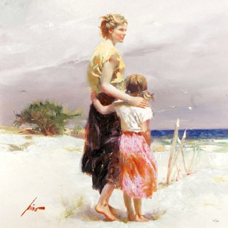 Summer Breeze Limited Edition Print by  Pino