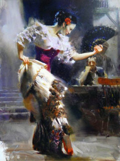 Dancer Limited Edition Print by  Pino