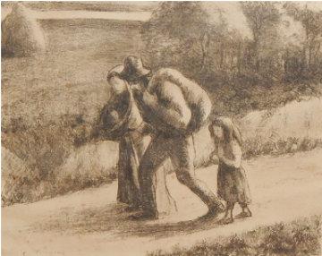 Untitled Print Limited Edition Print - H. Claude Pissarro