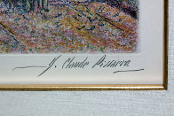 Avenue of the Street Vendor (State I) Limited Edition Print by H. Claude Pissarro - 2