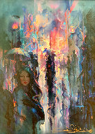 Night Street Limited Edition Print by John Pitre - 0