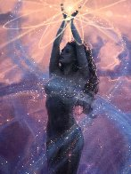 Humanity: Spirit of Fantasy Fest AP 2005 S Limited Edition Print by John Pitre - 4
