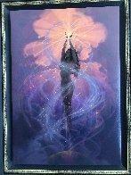Humanity: Spirit of Fantasy Fest AP 2005 Super Huge Limited Edition Print by John Pitre - 2