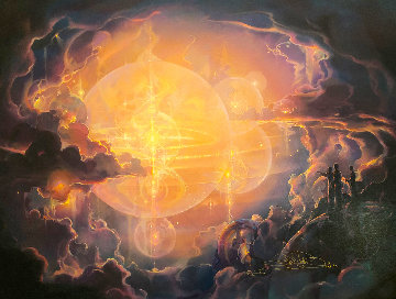 Heaven AP 2006 Limited Edition Print - John Pitre