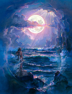 Through a Moonlit Dream 2005  - John Pitre