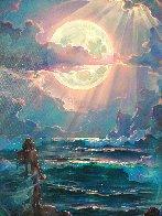 Through a Moonlit Dream AP 2007 Limited Edition Print by John Pitre - 1