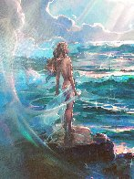 Through a Moonlit Dream AP 2007 Limited Edition Print by John Pitre - 2