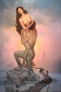 Passion 1997 Limited Edition Print by John Pitre