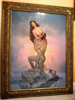 Passion 1997 Limited Edition Print by John Pitre - 1