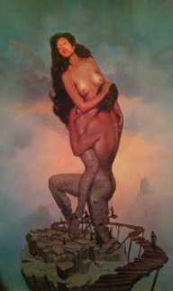 Passion 1997 Limited Edition Print - John Pitre