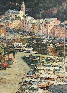 Portofino 1999 Limited Edition Print - Henri Plisson