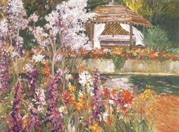 Gazebo PP Limited Edition Print - Henri Plisson