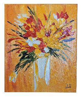 Eclats Du Primkeys Original Painting - Jaline Pol