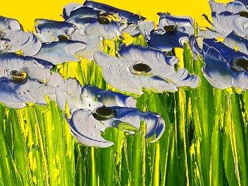 Perles D\'été Original Painting - Jaline Pol
