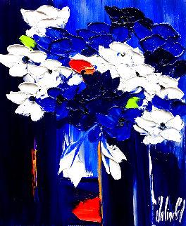 Palpitantes De Beautes 2020 18x15 Original Painting - Jaline Pol