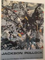 Untitled Poster, The Museum of Modern Art, New York, April 5 - June 4, 1967 Other by Jackson Pollock - 0