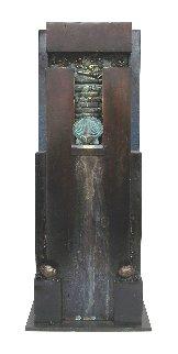 Baja Bronze Sculpture AP 2009 11 in Sculpture - Michael J. Pollare