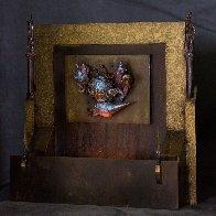Burriram Bronze Sculpture AP 2016 18 in Sculpture by Michael J. Pollare - 6