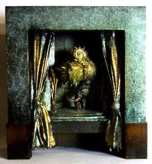 Kalasin Unique Bronze Sculpture 2016 15 in Sculpture - Michael J. Pollare