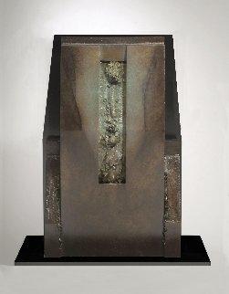 Oahu Unique Bronze Sculpture 2016 22 in Sculpture - Michael J. Pollare