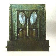 Odessa Unique Bronze Sculpture 18 in Sculpture by Michael J. Pollare - 5
