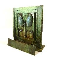 Odessa Unique Bronze Sculpture 18 in Sculpture by Michael J. Pollare - 3