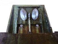 Odessa Unique Bronze Sculpture 18 in Sculpture by Michael J. Pollare - 4