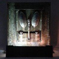 Odessa Unique Bronze Sculpture 18 in Sculpture by Michael J. Pollare - 6