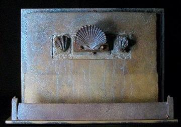 Chennai Bronze Sculpture Unique Sculpture by Michael J. Pollare