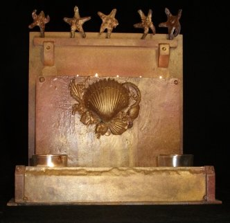 Plankton of the Opera Bronze Sculpture AP 2016 11 in Sculpture - Michael J. Pollare