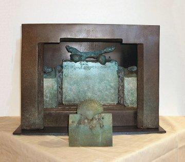 Thessanoliki Bronze Sculpture Unique Sculpture - Michael J. Pollare