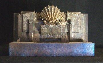 Nagpur Bronze Sculpture Unique Sculpture by Michael J. Pollare