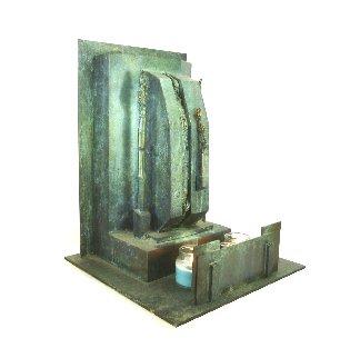 Thessally Unique  Bronze Sculpture Sculpture - Michael J. Pollare