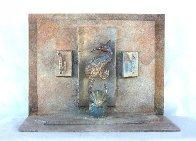 Argos Bronze Sculpture AP 2006 12 in Sculpture by Michael J. Pollare - 2