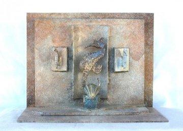 Argos Unique Bronze Sculpture Unique Sculpture by Michael J. Pollare