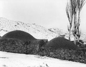 Yazd, Mountain Village, Iran  1976 Limited Edition Print by Simeon Posen