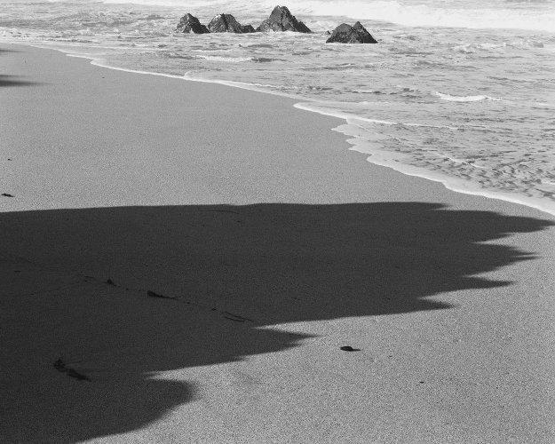 Garapatta Beach, California  Limited Edition Print by Simeon Posen