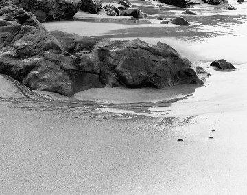 Pfeiffer Beach, California, USA 2009 Limited Edition Print by Simeon Posen