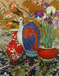 Peking Collection Limited Edition Print by John Powell
