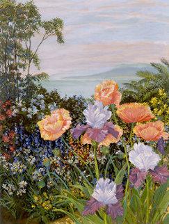 Botanical Bay 1994 Limited Edition Print - John Powell