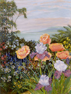Botanical Bay 1994 Limited Edition Print by John Powell