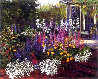 Red Brick Garden PP Limited Edition Print by John Powell - 0