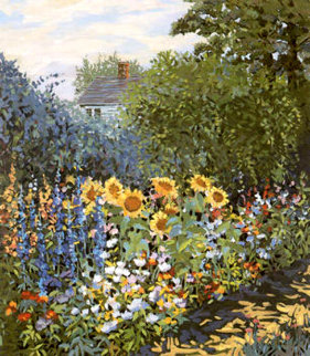 Sunflowers PP Limited Edition Print by John Powell