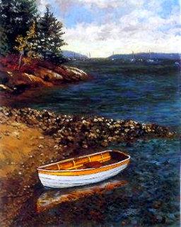 Coastal Shoal PP Limited Edition Print by John Powell