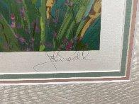 Botanical Bay AP 1994 Limited Edition Print by John Powell - 2