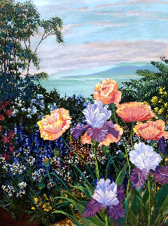Botanical Bay AP 1994 Limited Edition Print - John Powell