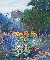 Sunflowers Limited Edition Print by John Powell - 1
