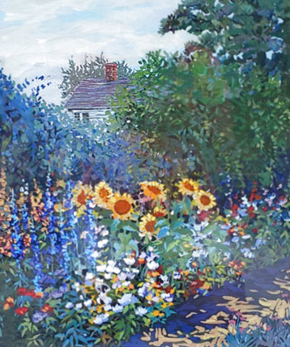 Sunflowers Limited Edition Print by John Powell